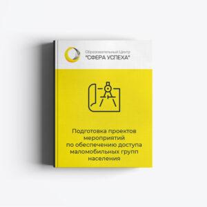 Подготовка проектов мероприятий по обеспечению доступа маломобильных групп населения